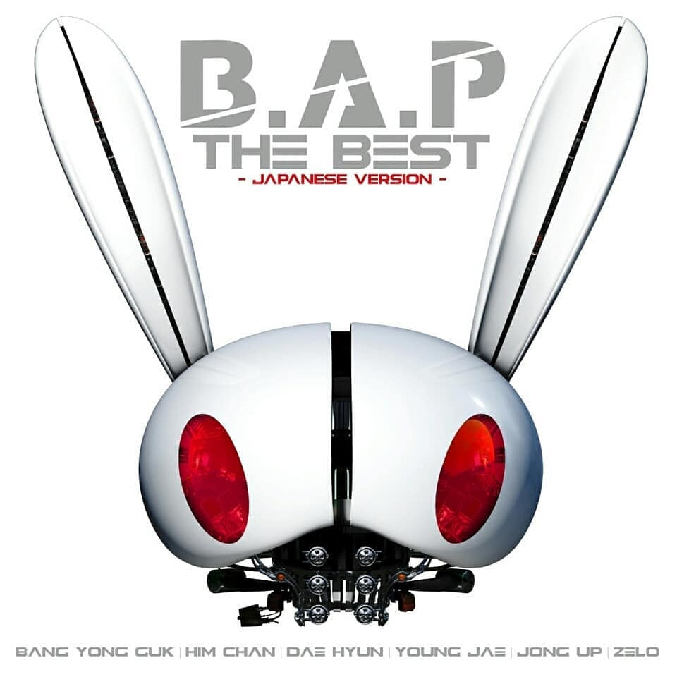 B.A.P - The  Best - Japanese Version -