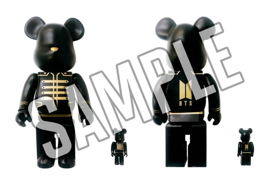 BTS BE@RBRICK VER.2 (FC JAPAN Limited)