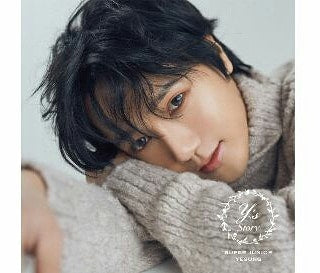 SUPER JUNIOR YESUNG - STORY (CD+Blu-ray) [LE]