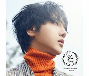 SUPER JUNIOR YESUNG - STORY (CD) [REG]