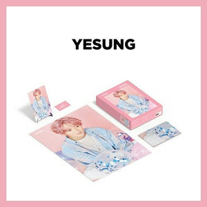 SUPER JUNIOR YESUNG - Puzzle Package Chapter 3 Limited Edition