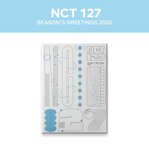 NCT 127 2020 SEASON'S GREETINGS