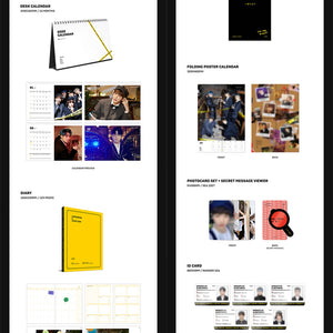 TXT 2020 SEASON'S GREETINGS