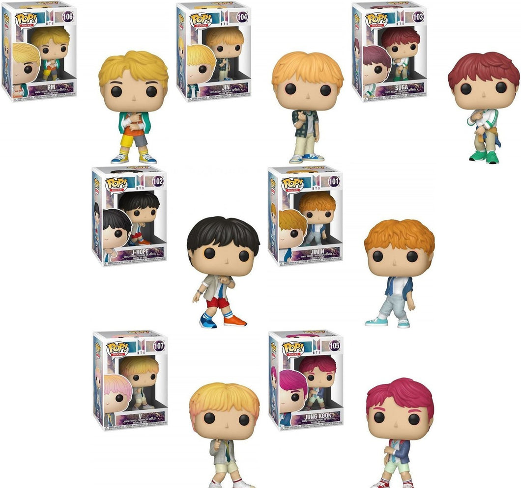BTS Official MD - Funko Action Figure