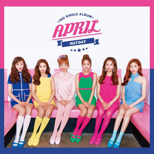 APRIL 2nd Single Album - MAY DAY