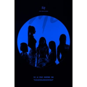 ITZY 2nd Mini Album - IT'Z ME + Poster