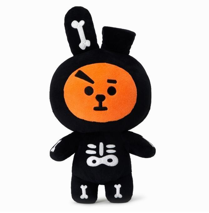 BTS - BT21 X LINE FRIENDS HALOWEEN Standing Doll