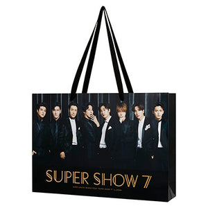 SUPER JUNIOR - SUPER SHOW 7 JAPAN OFFICIAL GOODS Take Out Bag