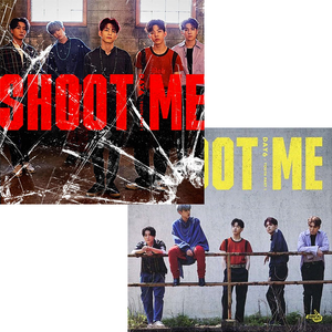 DAY6 3rd Mini Album - SHOOT ME : YOUTH PART 1