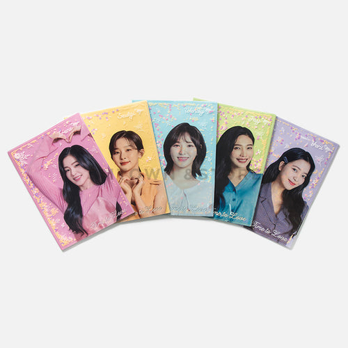 RED VELVET LA ROUGE EVENT MD - Glitter Holder Date ver.