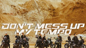 EXO - DON'T MESS UP MY TEMPO (Moderato Ver.) + Poster