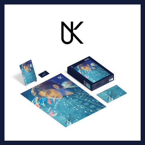 TVXQ U-KNOW - Puzzle Package Chapter 3 Limited Edition