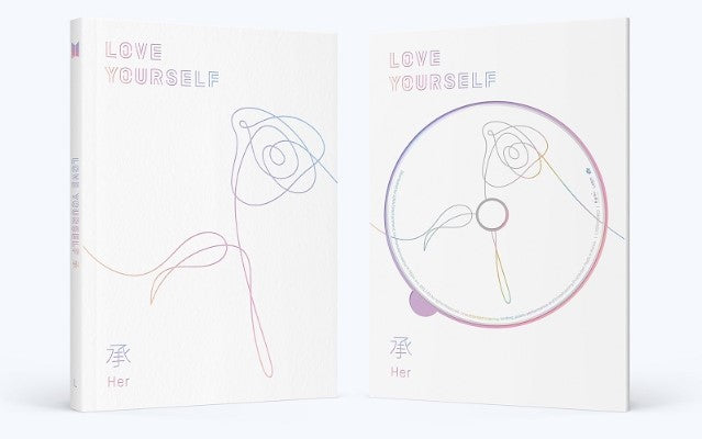 BTS - Love Yourself : Her (L Ver.)