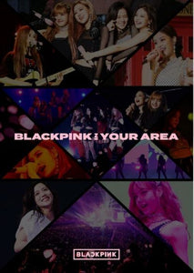 BLACKPINK - BLACKPINK IN YOUR AREA (CD+Photobook)