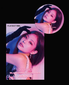 BLACKPINK - BLACKPINK IN YOUR AREA (PLAYBUTTON)[JENNIE]