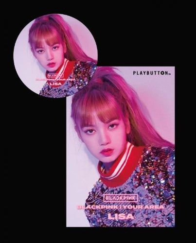 BLACKPINK - BLACKPINK IN YOUR AREA (PLAYBUTTON)[LISA]