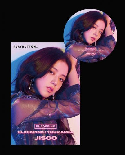 BLACKPINK - BLACKPINK IN YOUR AREA (PLAYBUTTON)[JISOO]