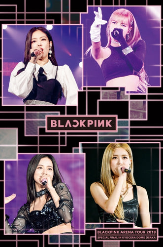 BLACKPINK - Blackpink Arena Tour 2018 `Special Final In Kyocera Dome Osaka` (BLURAY+GOODS)[LE]