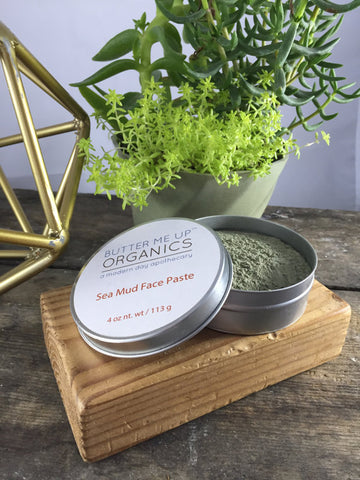Sea Mud Face Paste Clay Face Mask