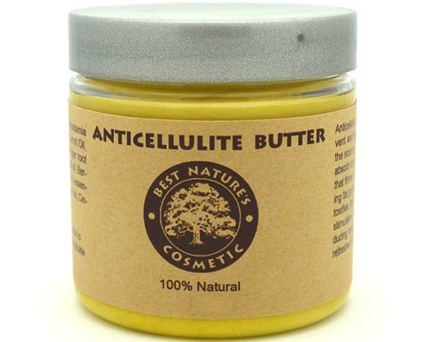 Anticelullite Butter. Made with alive, active
