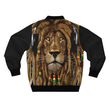 Load image into Gallery viewer, Rastafari  Men's AOP Bomber Jacket