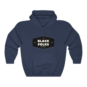 US Black Folks Unisex Heavy Blend™ Hooded Sweatshirt