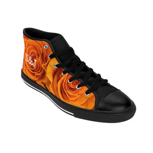 Unisex Nichelle & Janelle Still a Rose High-top Sneakers