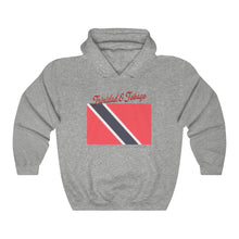 Load image into Gallery viewer, Trinidad and Tobago Pride Unisex Heavy Blend™ Hooded Sweatshirt