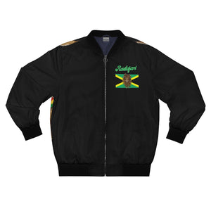 Rastafari  Men's AOP Bomber Jacket