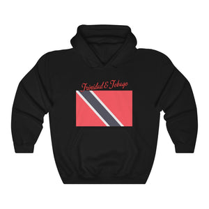 Trinidad and Tobago Pride Unisex Heavy Blend™ Hooded Sweatshirt