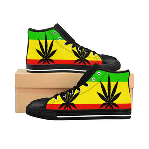 Unisex Herbs High-top Sneakers