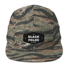 Load image into Gallery viewer, Us Black Folks Five Panel Cap