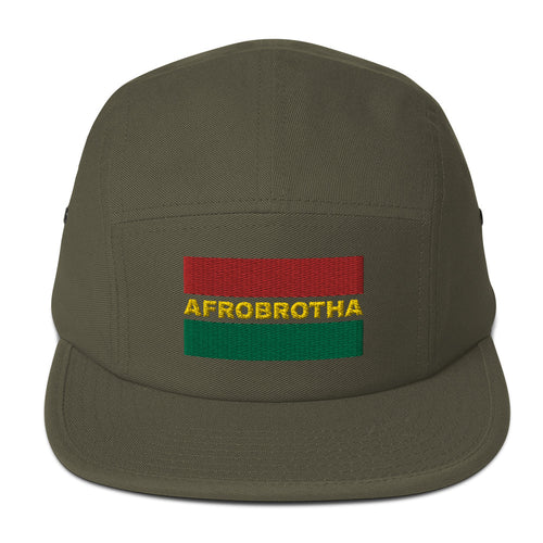 Afrobrotha Five Panel Cap