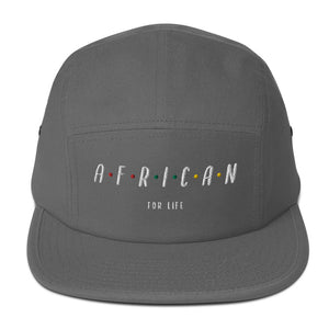 African for life Five Panel Cap