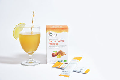 Camu Camu Berry Lemonade