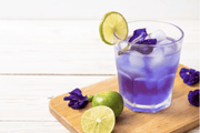 ORGANIC DRIED BUTTERFLY PEA FLOWERS