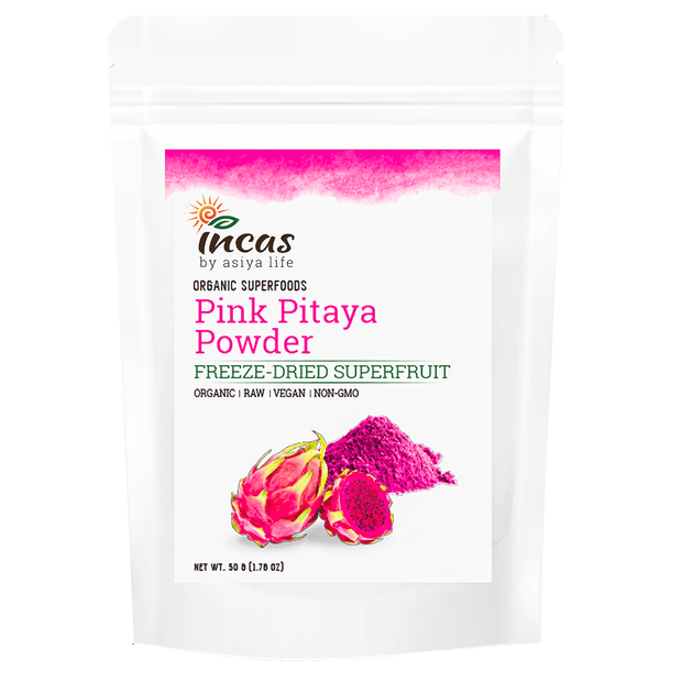 FREEZE DRIED PINK PITAYA POWDER