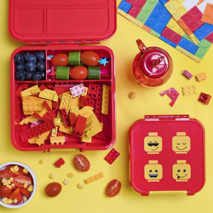 LITTLE LUNCH BOX CO BENTO 2 - FACES