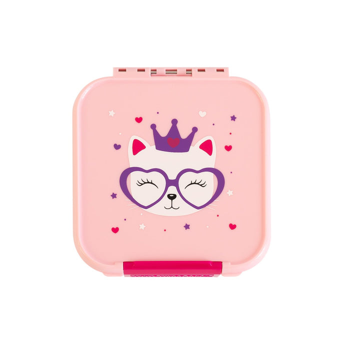 2 COMPARTMENT BENTO LUNCH BOX KITTY