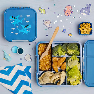 LITTLE LUNCH BOX CO BENTO 2 - SHARK