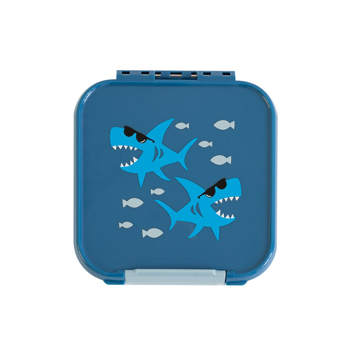 2 COMPARTMENT BENTO BOX SHARK