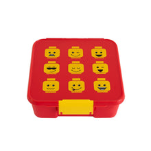 Load image into Gallery viewer, 3 COMPARTMENT BENTO BOX LEGO