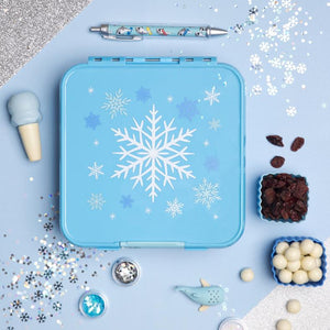 LITTLE LUNCH BOX CO BENTO 3 - SNOWFLAKE