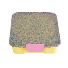 Load image into Gallery viewer, 5 COMPARTMENT BENTO BOX GLITTER
