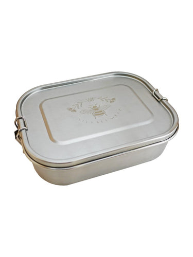 LEAK PROOF STAINLESS STEEL LUNCH BOX