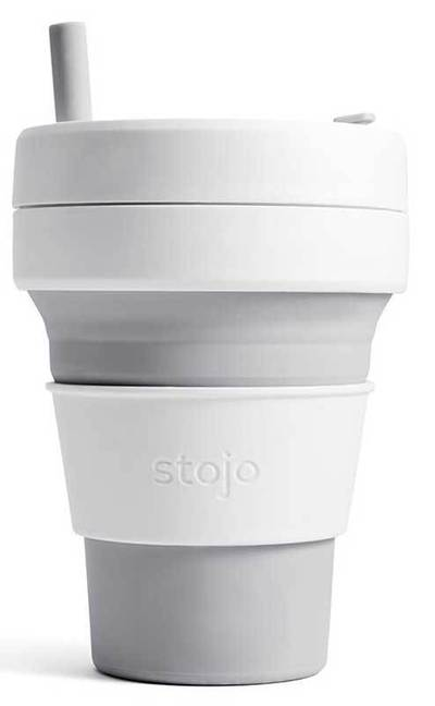 STOJO BIGGIE COLLAPSIBLE CUP DOVE