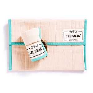 SWAG SMALL AQUA PRODUCE BAG
