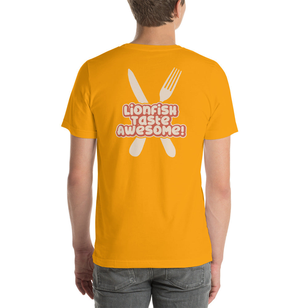 Lionfish T-Shirt For Scuba Divers