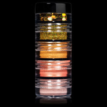 Load image into Gallery viewer, 5 MYO Stackable Shimmer & Glitter Eyeshadow Pigments