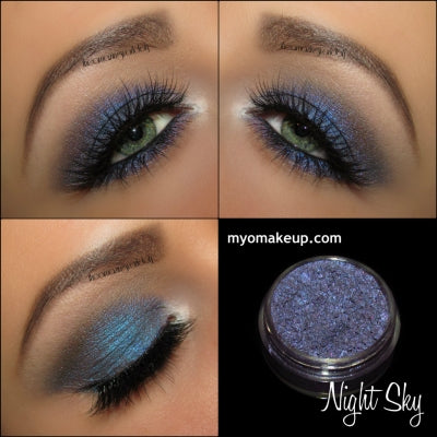 MYO Night Sky Eyeshadow Pigment Mica Loose Powder Cosmetic Makeup